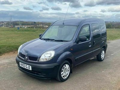 used Renault Kangoo 1.5 dCi Authentique 5dr