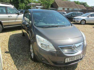 used Vauxhall Meriva SE