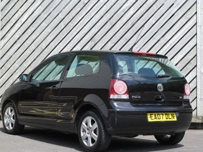 used VW Polo Hatchback 1.6 Sport (105ps) 3d