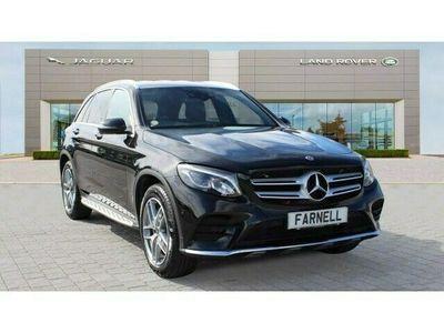 used Mercedes E250 GLC d 4Matic AMG Line 5dr 9G-Tronic Diesel Estate