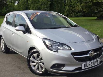 used Vauxhall Corsa 1.4i Design (s/s) 5dr hatchback