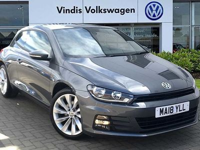 used VW Scirocco Coupe GT 2.0 TSI 180PS 6-speed DSG 2 Door
