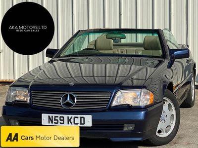 used Mercedes SL320 SL