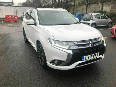 used Mitsubishi Outlander 2.0h 12kWh 4h CVT 4WD (s/s) 5dr