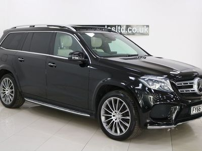 used Mercedes GLS350 Gls Class 3.0V6 designo Line G-Tronic 4MATIC (s/s) 5dr