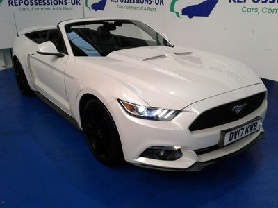 used Ford Mustang 2.3T EcoBoost 2dr