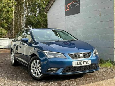 used Seat Leon ST 2.0 TDI SE (Tech Pack) (s/s) 5dr