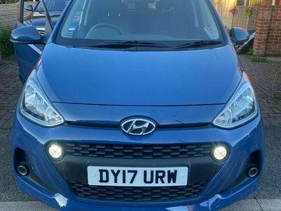 used Hyundai i10 1.0 Premium 5dr