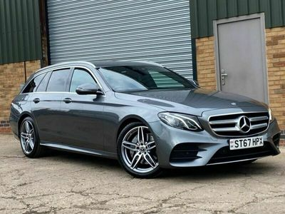 used Mercedes E200 E Class 2.0AMG Line G-Tronic+ (s/s) 5dr