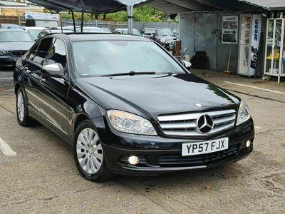 used Mercedes C200 C Class 2.1CDI Elegance 4dr