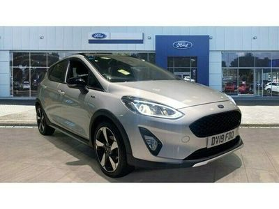 used Ford Fiesta 1.0 EcoBoost Active B+O Play 5dr