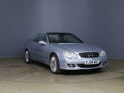 used Mercedes CLK350 Avantgarde 2dr Tip Auto 3.5