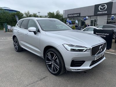 used Volvo XC60 2.0 D5 Powerpulse R Design Pro 5Dr Awd Geartronic