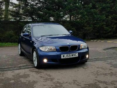 used BMW 118 1 Series 2.0 i M Sport 5dr