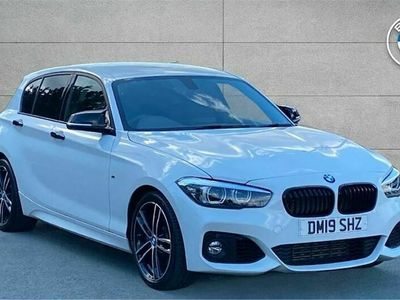 used BMW 118 1 SERIES HATCHBACK SPECIAL EDITION i [1.5] M Sport Shadow Ed 5dr Step Auto