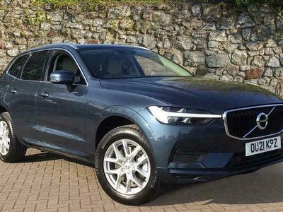 used Volvo XC60 II B5 FWD (Petrol) Momentum Automatic (WINTER PACK) 2.0 5dr