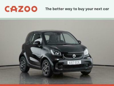 used Smart ForTwo Coupé 0.9L Prime T