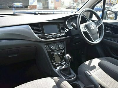used Vauxhall Mokka X 1.6i Active SUV 5dr Petrol (s/s) (115 ps)