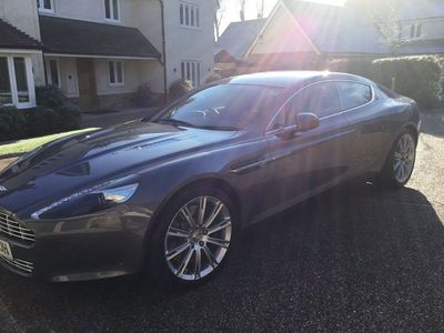 used Aston Martin Rapide V12 Touchtronic 4dr 6.0