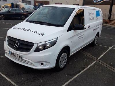 used Mercedes Vito 114Cdi Progressive Van