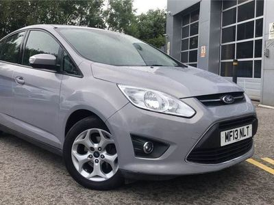 used Ford C-MAX 1.6 Zetec 5dr