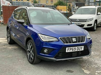 used Seat Arona 1.6 TDI XCELLENCE Lux DSG (s/s) 5dr