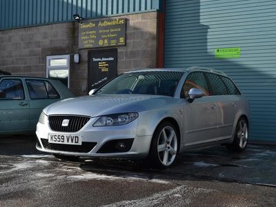 used Seat Exeo ST 2.0 CR Sport (143bhp) 5d