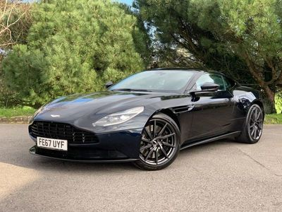 used Aston Martin DB11 5.2 V12 2d 600 BHP Just in awaiting prep pics to follo
