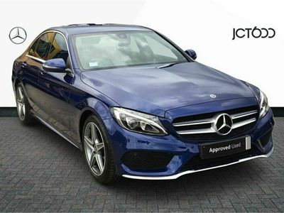 used Mercedes C200 C ClassAMG Line 4dr Auto 1.6