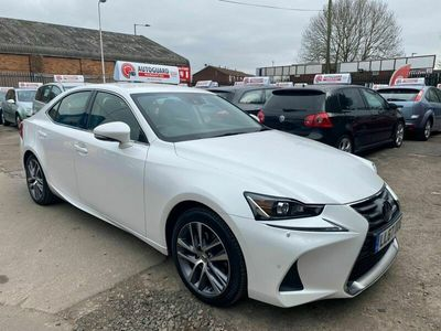 used Lexus IS300 2.5 Executive Edition E-CVT (s/s) 4dr