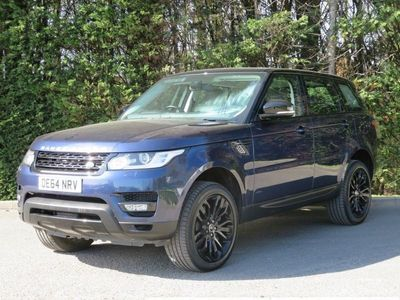 used Land Rover Range Rover Sport 3.0 SDV6 HSE Dynamic 5dr Auto Estate 2014