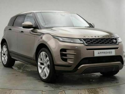 used Land Rover Range Rover evoque P250 R-Dynamic HSE Petrol MHEV hatchback