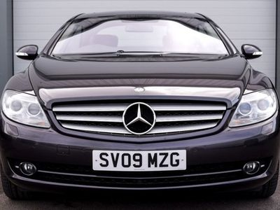 used Mercedes CL500 CL Coupe2d Auto