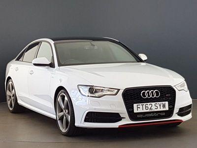 used Audi A6 2.0 TDI Black Edition 4dr
