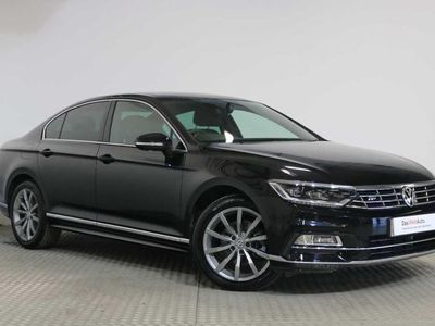 used VW Passat Saloon R-Line 1.5 TSI ACT 150PS 6-speed Manual 4 Door