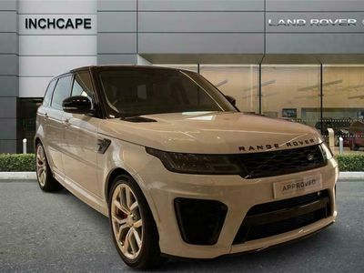 used Land Rover Range Rover Sport Estate 5.0 P575 S/C SVR 5dr Auto