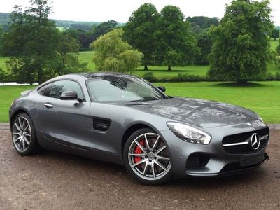 used Mercedes AMG GT A ClassMercedes-AMG GT S (Sportreifen) Coupe 2015