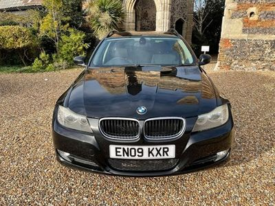 used BMW 318 3-Series Touring d SE (08) 5d