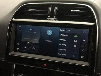 used Jaguar XE NewP250 R-Dynamic Black
