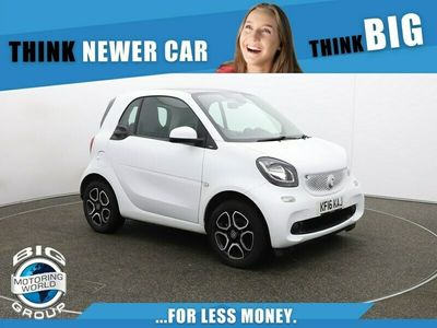 used Smart ForTwo Cabrio PRIME for sale | Big Motoring World