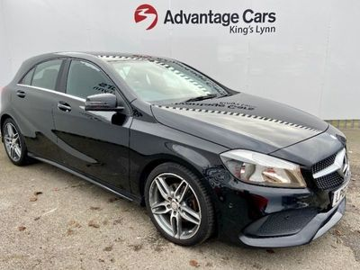 used Mercedes A200 A Class 1.6AMG Line (Executive) 7G-DCT (s/s) 5dr