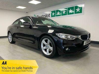 used BMW 420 4 SERIES 2.0 D SE 2d 188 BHP