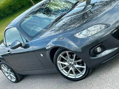 used Mazda MX5 2.0i Sport Tech 2dr Low Mileage - Fresh Service and MOT