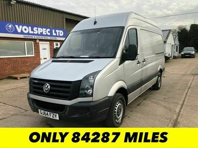 used VW Crafter 2.0 CR35 TDI MWB HIGH ROOF 109 BHP, 2014 (64)