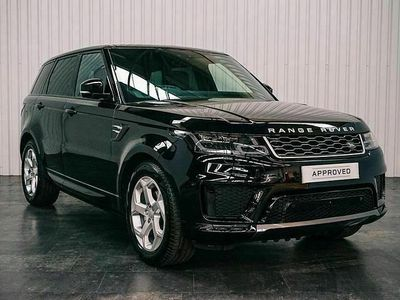 used Land Rover Range Rover Sport 3.0 SDV6 (306hp) HSE SUV 2021