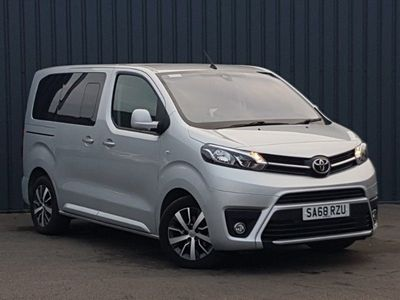 used Toyota Verso PROACE2.0D Family Compact 5dr