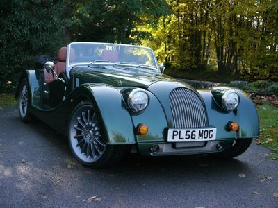 used Morgan Plus SIX FIRST EDITION
