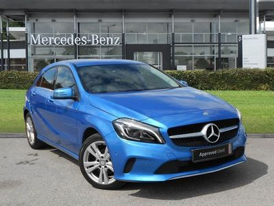used Mercedes A180 A ClassSport Premium 5dr 1.5