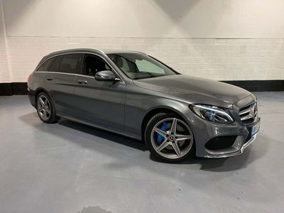 used Mercedes C350e C Class 2.06.4kWh AMG Line G-Tronic+ (s/s) 5dr