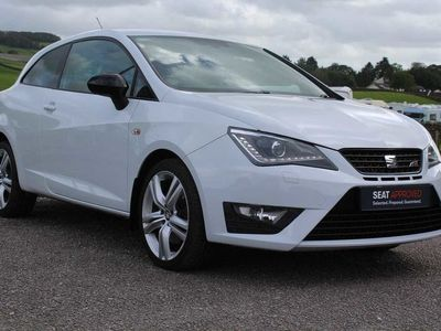 used Seat Ibiza 1.8 TSI (192ps) Cupra 3-Door